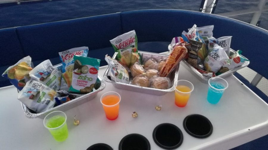 Drinks + Albatros