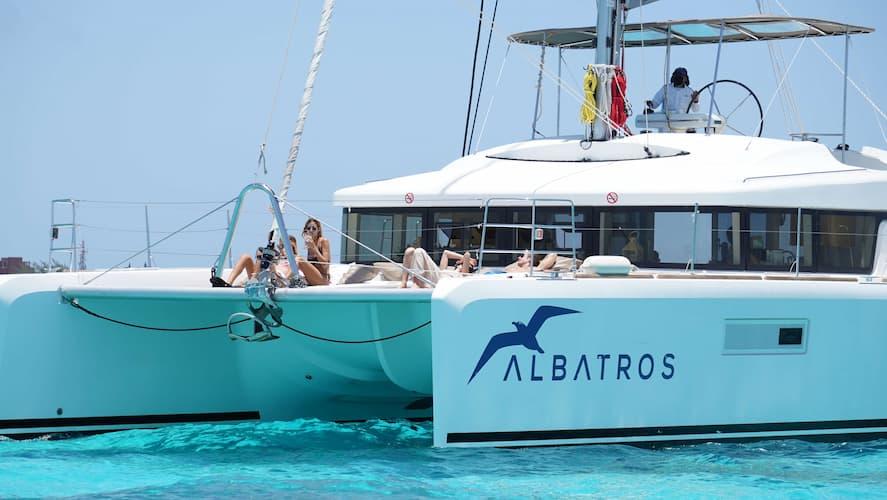 albatros-catamarans